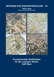 KSP West - Broschüre - Stadt Leipzig