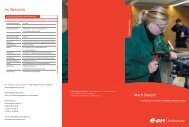 Ausbildung und Studium: Bachelor Maschinenbau (PDF, 160 KB