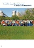 Unser Umwelt - Spenner Zement - Seite 4