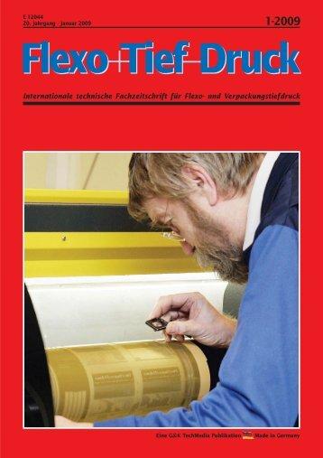 1-2009 Flexo Tief Druck Flexo Tief Druck
