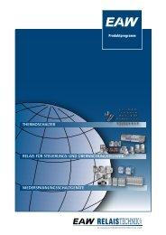 Produktprogramm - ISL Industrievertretung Sven Lietzau
