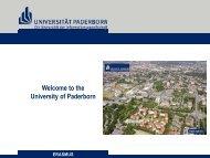 PAUL course registration - Institut für Elektrotechnik und ...