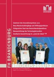 Erfolgreicher Start des Deutschlandstipendiums - Fachhochschule ...