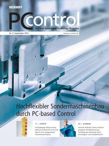 Download als PDF-Datei (7 MB) - PC-Control The New Automation ...