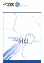 Jahresbericht 2009 - Fakultät für Informatik und Elektrotechnik ...
