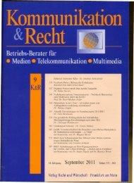 nderreportSchweiz - Widmer & Partner