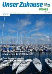 Arbeitslosenquote per 31.12.2009 —Arbeitslosenquote ... - WOGE Kiel