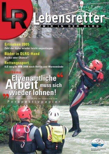 Ehrenamtliche wieder lohnen! Ehrenamtliche wieder lohnen! - DLRG