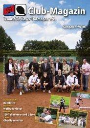 Heft ansehen (4,78 MB) - TC Bayer Dormagen eV