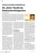 Forstliche Zusammenschlüsse Anpassung an den Klimawandel - Seite 6