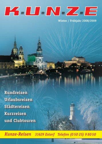 2 Tage Berlin - KUNZE Reisen