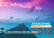 Leistungen - Assmann Reisen