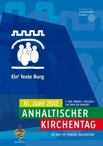 10. Juni - Anhalt 800