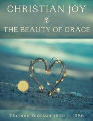 Christian Joy  and The Beauty of Grace