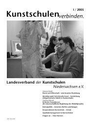 Kunstschulenverbinden. I/2005 - KUNST & GUT >> Startseite