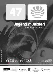 Zeitplan (PDF-Datei 350 KB) - Landeswettbewerb Jugend musiziert ...