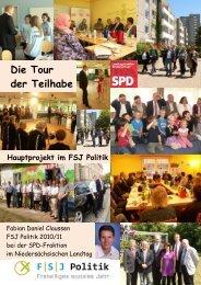 Die Tour der Teilhabe - SPD-Fraktion im Niedersächsischen Landtag