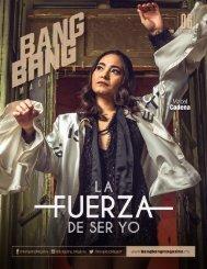 BangBang Magazine Noviembre 2020 / Mabel Cadena