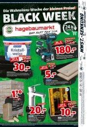 BBK Hagebaumarkt + Floraland | KW 48