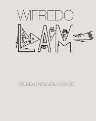 Dominique de Villepin –The fraternity of sorcerers: Wifredo Lam and the poets