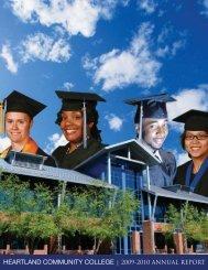 2009-2010 annual report - Heartland Community College