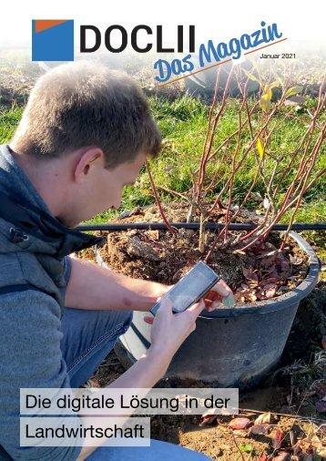 DOCLII® | Die digitale Lösung in der Landwirtschaft
