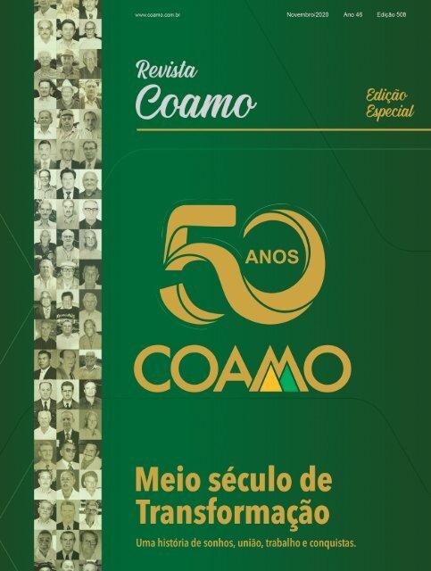 Revista Coamo Edição de Novembro de 2020