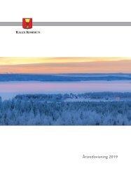 Årsredovisning 2019 - Kalix kommun