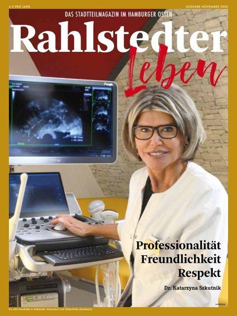 Rahlstedter Leben November 2020