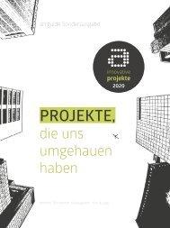 arcguide Sonderausgabe - innovative projekte 2020