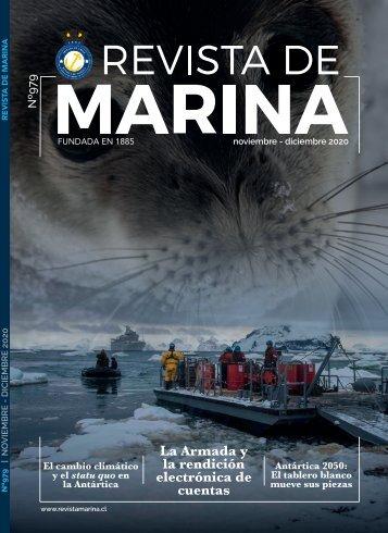 Indice Revista de Marina #979