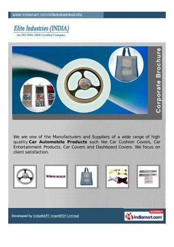 Elite Industries (India), Delhi - Supplier & Manufacturer ... - IndiaMART