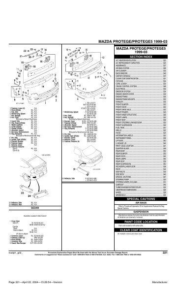 : gg2k-69-320b-80 mazda 626 sun visor