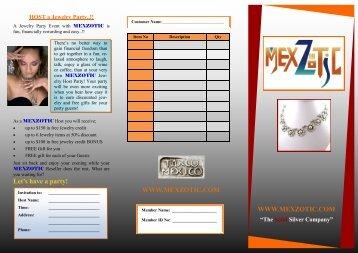 Mexzotic Tri-Fold Brochure - BusinessesForSale.com