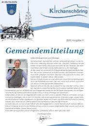 Gemeindezeitung Kirchanschöring 2020-5