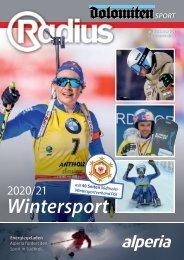 Wintersport 2020/21
