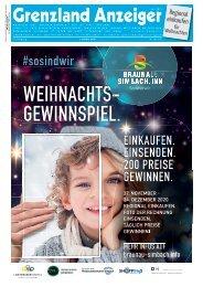 Grenzland Anzeiger 1. Advent 2020