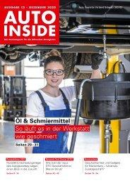 AUTOINSIDE Ausgabe 12 – Dezember 2020