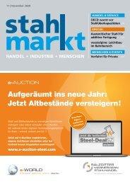 Stahlmarkt 11/2020
