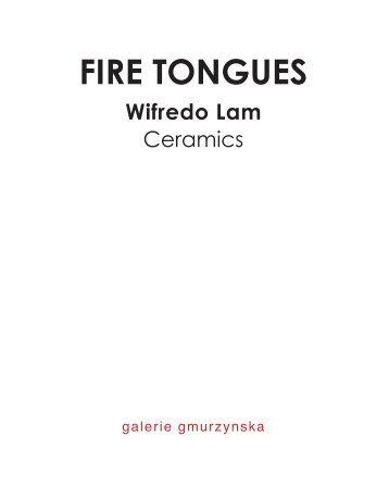 Eskil Lam –Fire Tongues