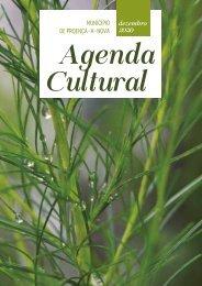 Município de Proença-a-Nova - Agenda Cultural de Dezembro 2020