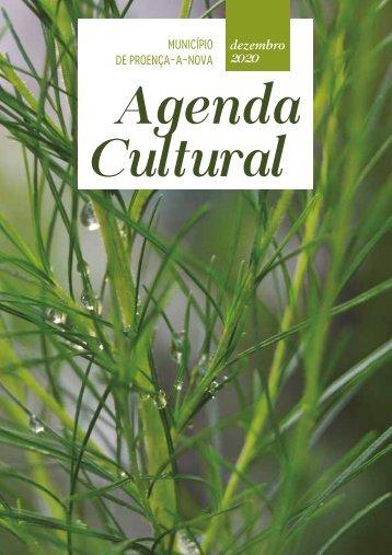 Agenda Cultural de Proença-a-Nova -  Dezembro 2020