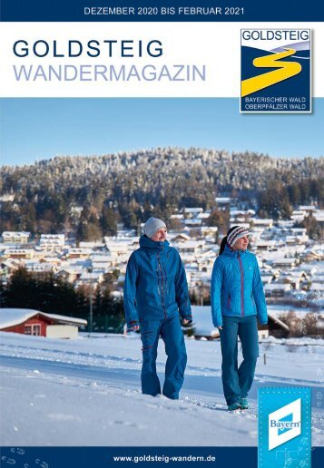 Wandermagazin Goldsteig, Winter 2020/2021