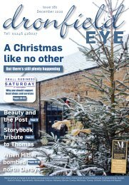 Dronfield Eye December 2020 issue 181