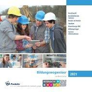 Bildungswegweiser Landkreis Goslar 2021