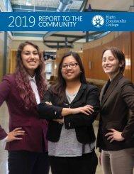 Community Report 2019   Elgin Community College