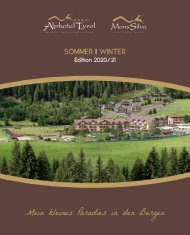 Alphotel Tyrol - Prospekt 2020-21 (3)