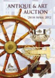 Antique & Art Auction - cordy's