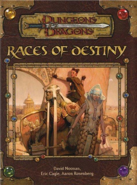 Races of Destiny (OCR, BM, WE) pdf