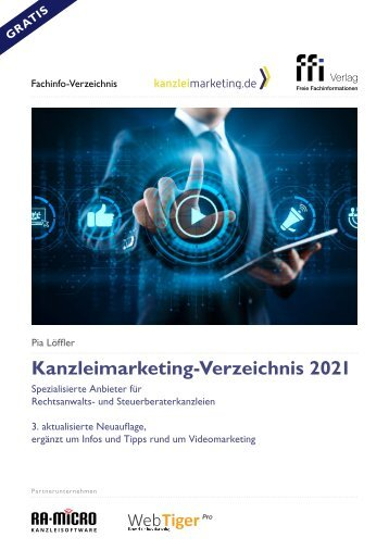 Kanzleimarketing-Verzeichnis 2021